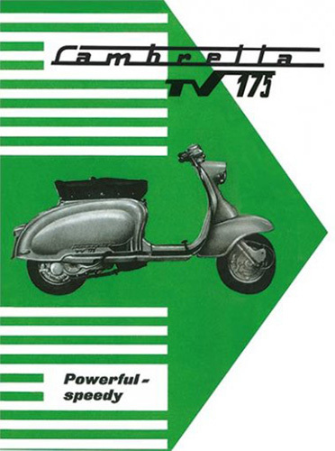 Lambretta - TV175 by Anonymous