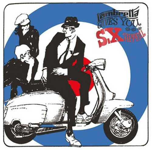 Lambretta - SX Appeal by Anonymous