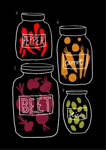Pickles by Ana Zaja Petrak