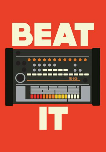 Beat It by Jeremy Harnell