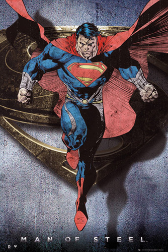 Superman - Man of Steel by DC Comics