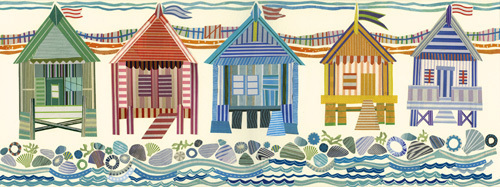 Seaside by Jane Robbins