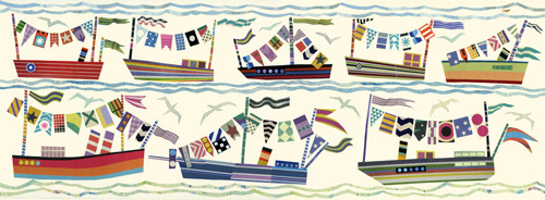 Flotilla by Jane Robbins