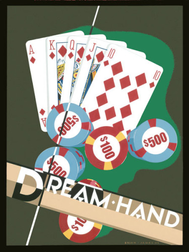 Dream Hand by Brian James