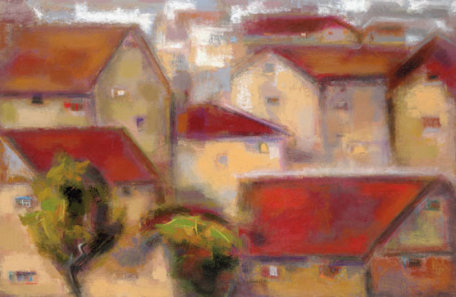 Village Vista by Eric Balint