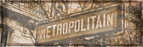 Metropolitan by Erin Clark