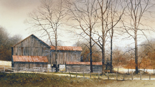 Treeline by Ray Hendershot