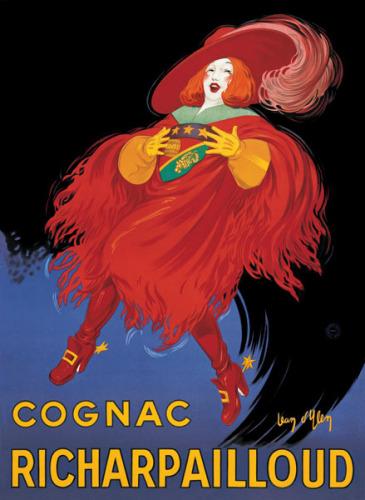 Cognac Richarpailloud by Vintage Posters