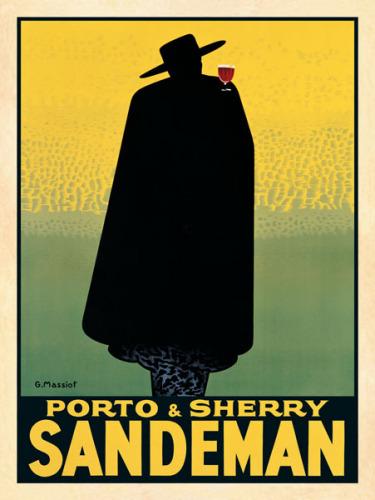 Sandeman by Vintage Posters