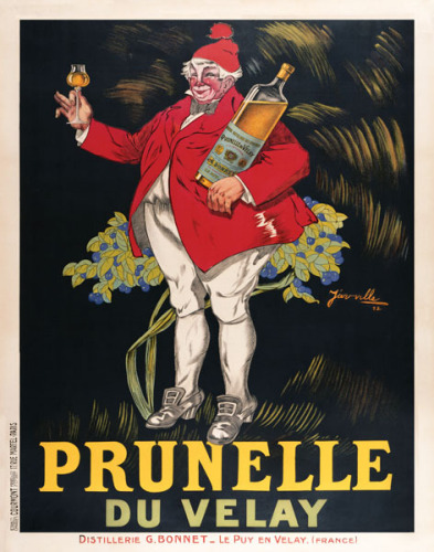 Prunelle du Velay by Vintage Posters