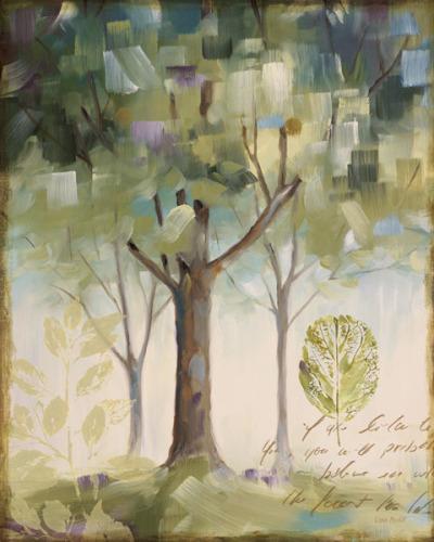 Hopes & Greens III by Lisa Audit