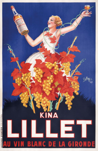 Kina Lillet by Vintage Posters
