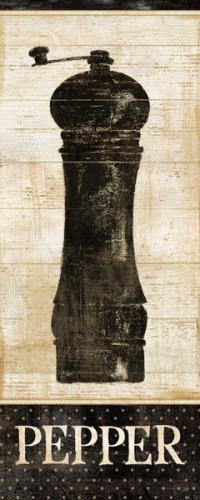 Salt & Pepper I by Daphne Brissonnet