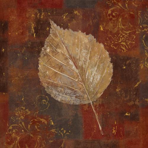 Golden Fall I by Daphne Brissonnet
