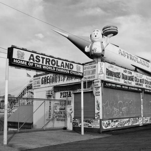 Coney Island by Erin Clark