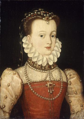 A Portrait of a Noblewoman by Francois Clouet