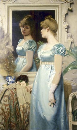 Before the Ball by Maria Wilhelmina Wandscheer