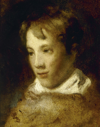 A Portrait of the Artist's Eldest Son, John Charles by John Constable
