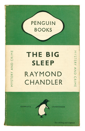 Penguin Book Cover Art Prints : The big sleep art print by penguin books king mcgaw