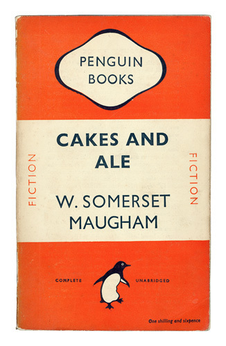 Penguin Book Cover Size ~ Cakes and ale art print by penguin books king mcgaw