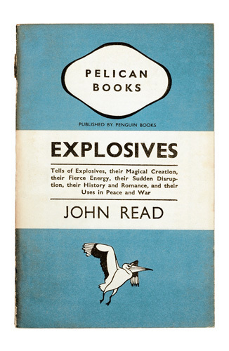 Penguin Book Cover Prints : Explosives art print by penguin books king mcgaw