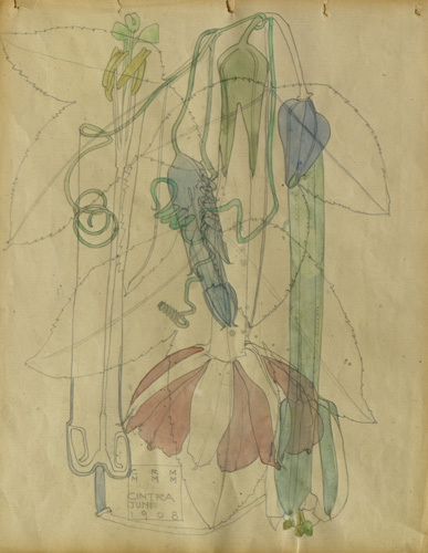 Cintra, 1908 by Charles Rennie Mackintosh