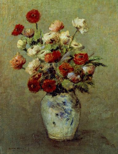 Bouquet de Fleurs, c.1900 by Odilon Redon