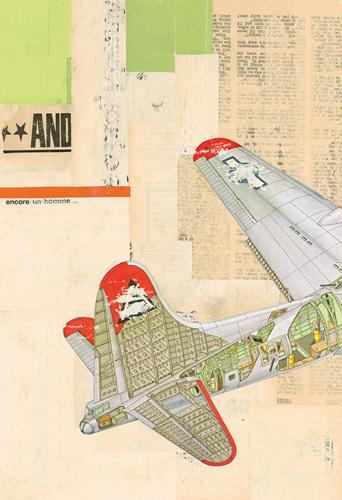 Model Plane 4 by Kareem Rizk