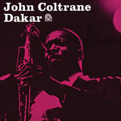 John Coltrane - Dakar by Anonymous