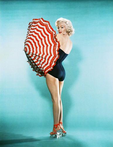 Marilyn Monroe, 1953 by Bert Reisfeld