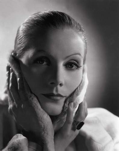 Greta Garbo, 1932 by Clarence Sinclair Bull