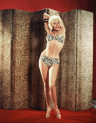 Jayne Mansfield 1957 by Anonymous