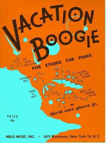 Vacation Boogie by Anonymous