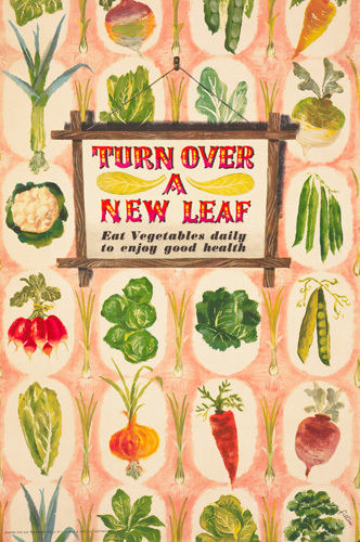 Turn Over a New Leaf by James Fitton