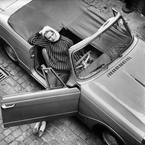 Vogue November 1960 by Don Honeyman