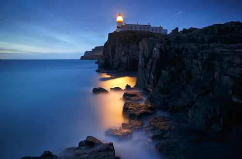 Blue Hour by Fortunato Gatto
