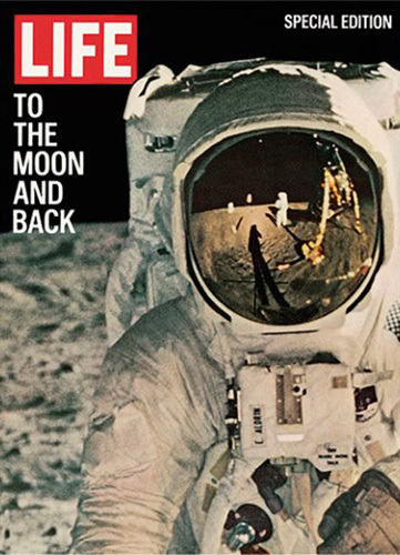 To the Moon and Back  Cover by Time Life