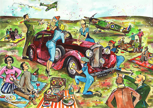 Wilkie Goodwood by Anna-Louise Felstead