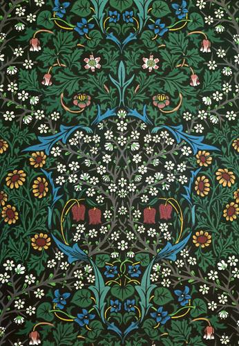 Blackthorn Art Print By William Morris At King Amp Mcgaw