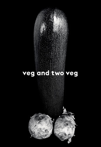 Veg And Two Veg by Rankin