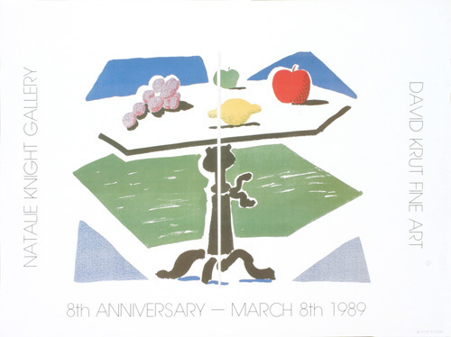 David Krut Fine Art, 1989 by David Hockney