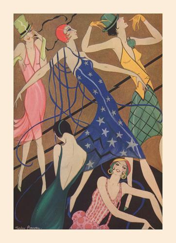 A Fashion Phantasy by Gordon Conway