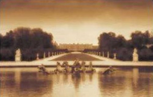 Fountain of Apollo, Versailles by Jamie Cook
