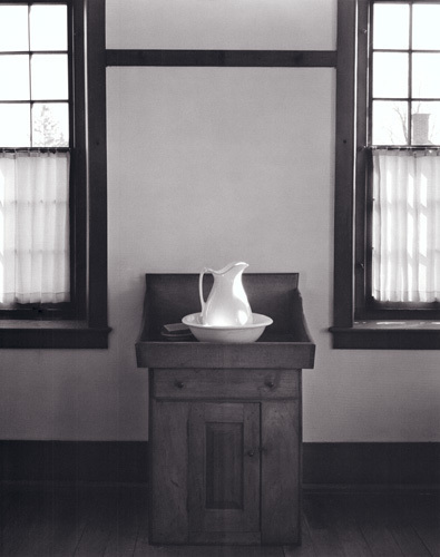 Washstand by Linda Butler