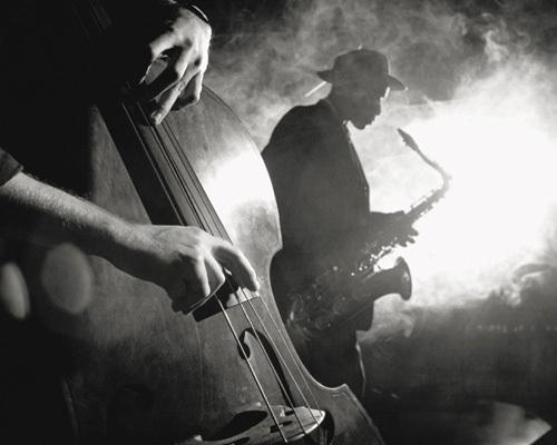 Jazz by Nick White