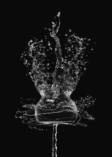 Jeu d'eau by Cedric Porchez