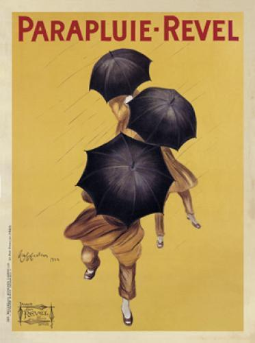 Parapluie-Revel by Leonetto Cappiello