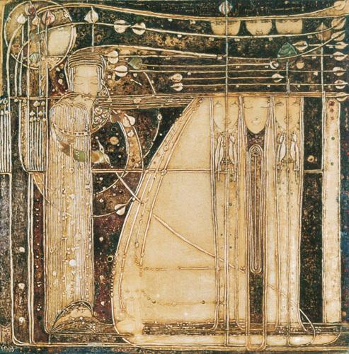 Opera of the Seas by Margaret Macdonald Mackintosh