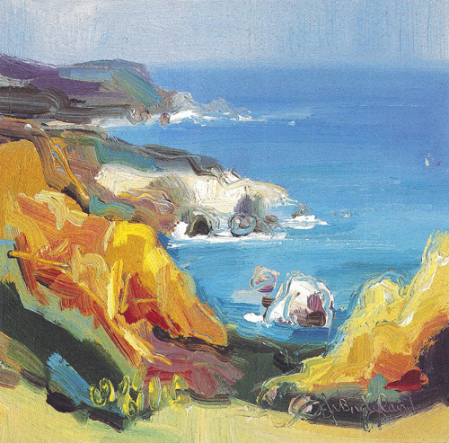 Big Sur by Judith I. Bridgland