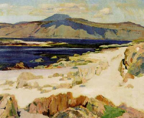 Ben More by F.C.B. Cadell